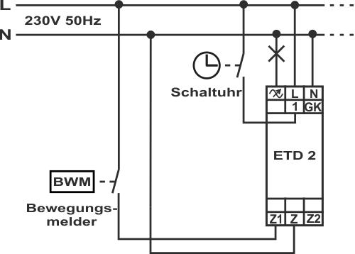 Anwendungen: Dimmer - Schalk Steuerungstechnik GmbH