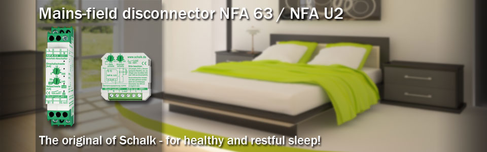 Main-field disconnectors NFA 63 / NFA U2